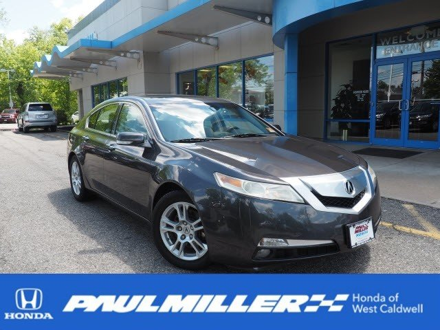 Certified Pre-Owned 2010 Acura TL TECHPK
