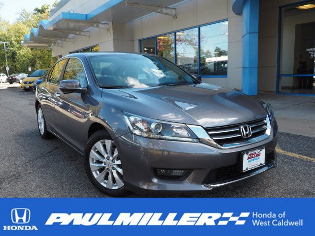 Certified Pre Owned 2015 Honda Accord Sedan EX