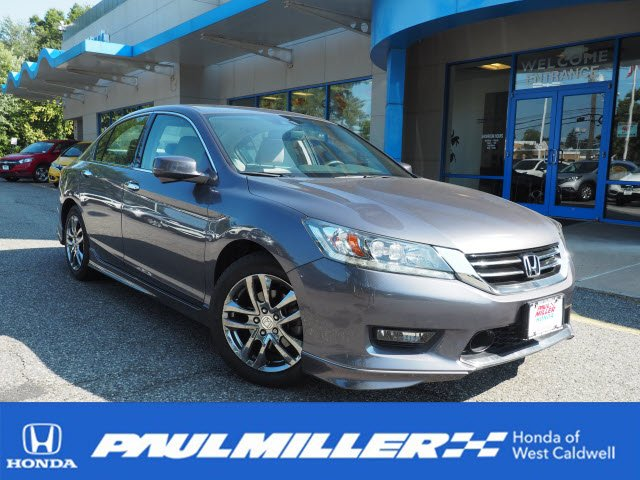 Certified Pre Owned 2015 Honda Accord Sedan Touring