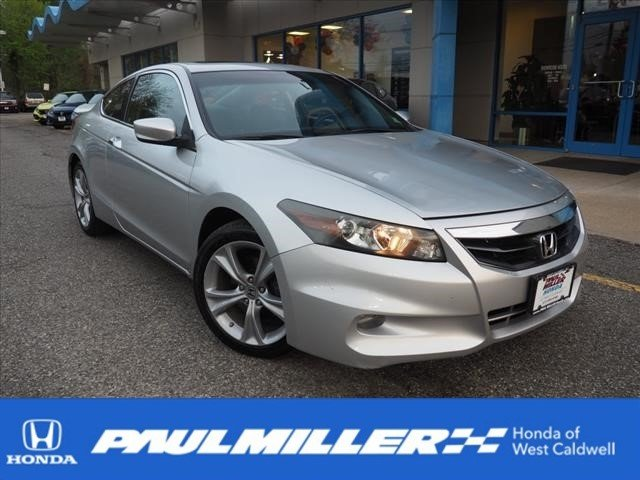 Certified Pre-Owned 2011 Honda Accord Cpe EX-L