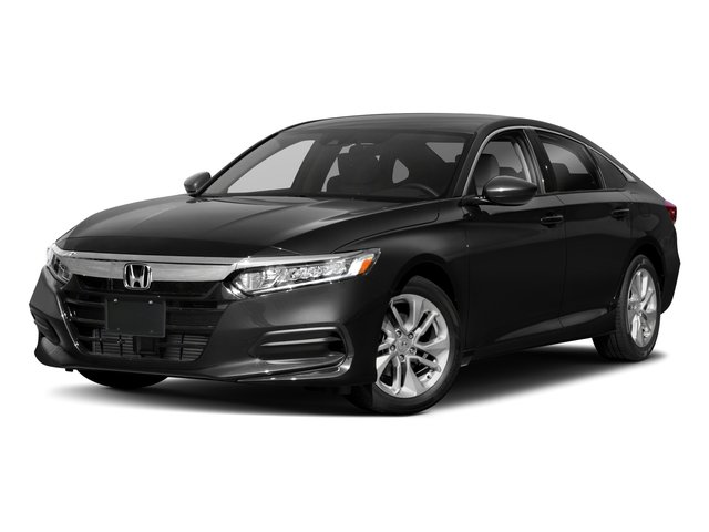 New 2018 Honda Accord Sedan LX FWD 4dr Car