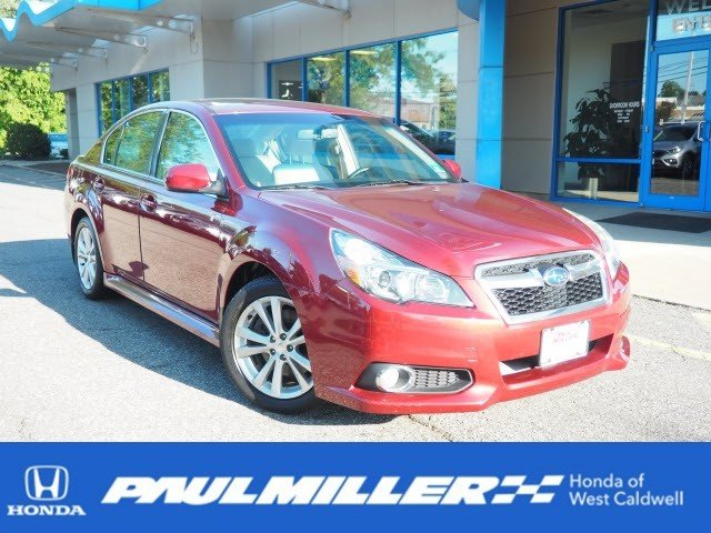 Certified Pre-Owned 2013 Subaru Legacy 3.6R Limited