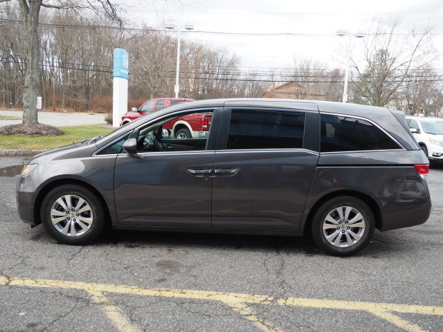 Certified Pre Owned 2016 Honda Odyssey Se Mini Van Passenger In