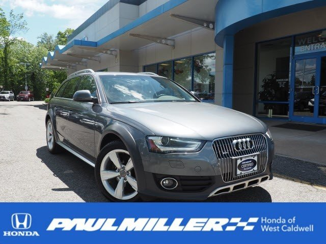 Certified Pre-Owned 2014 Audi allroad Premium Plus