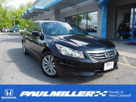 Certified Pre-Owned 2012 Honda Accord Sdn EX-L